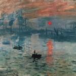 Soleil Levant de Monet